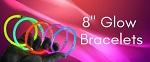 Premium Deluxe Glow Bracelets