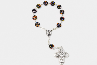 8 Way Miraculous Decade Rosary.