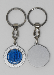 Apparition Photo Key Ring.
