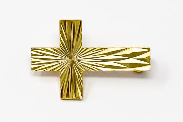 Cross Brooch.