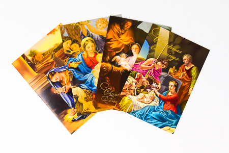 Peace Christmas Cards.