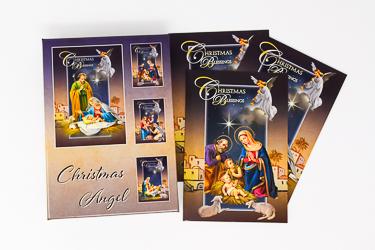 Catholic Christmas Cards.