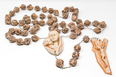 Mother and Child Wall Rosary
