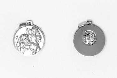 St. Christopher Medal 925.