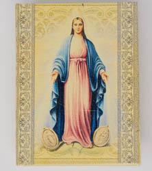 Miraculous Rosary Box.