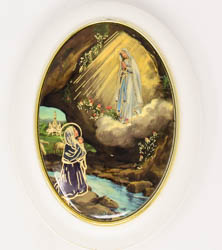 Apparition Rosary Box