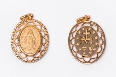 Miraculous Medal.