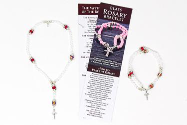 5 Decade Rosary or Bracelet.