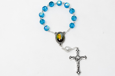 Single Decade Bernadette Rosary.