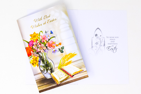 He Is Risen - Easter Card