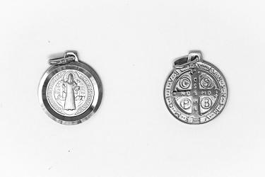 925 St Benedict Pendant.