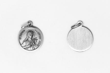 St. Teresa Medal 925.