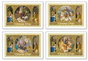 Religious Christmas Cards Uk.Catholic Gift Shop Ltd Christmas Cards