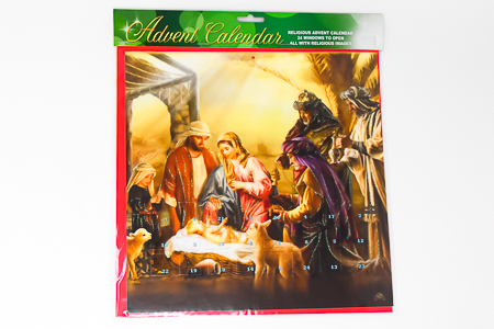Catholic Advent Calendar.