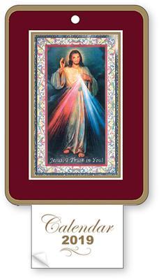 Divine Mercy Calendar 2019