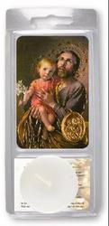 Saint Joseph Votive Candle