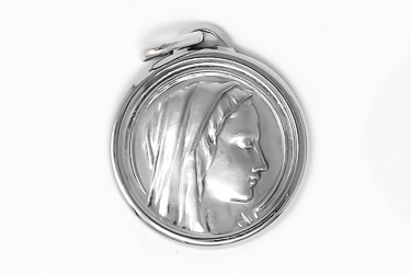 Silver Apparition Medal.