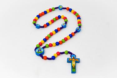 Angel Rosary Beads.