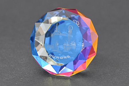Apparition Paperweight.