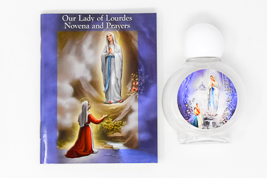 Apparition Holy Water Bottle & Book Set.