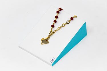 Fidei Religious Bracelet.