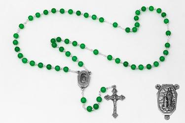 Aventurine Rosary