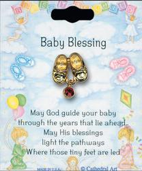 Swarovski Crystal Baby Blessings Brooch.