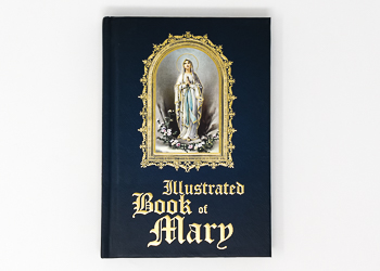 Coloured Illustrated Book of Mary.