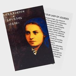 Bernadette Soubirous 1844-1879.