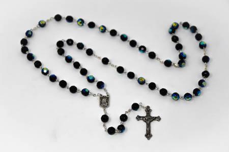 Noir Rosary