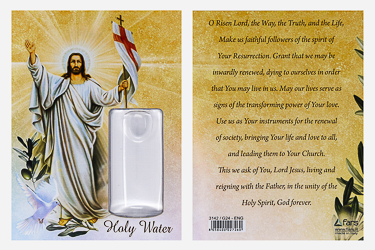 Holy Water Vial.