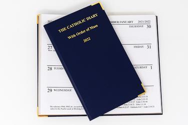 2022 Catholic Diary.