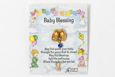 Swarovski Crystal Baby Blessings Brooch.