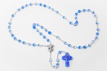 Murano Glass Rosary.