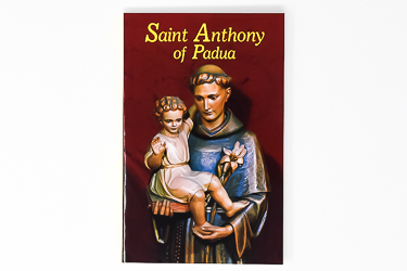 Saint Anthony Novena Book.
