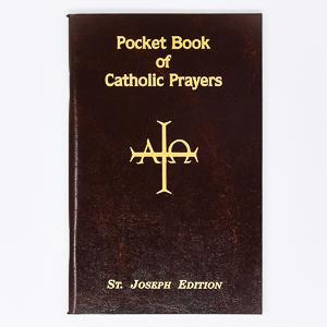 Book of Catholic Prayers.