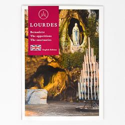 Book of Lourdes.