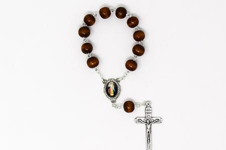 One Decade Divine Mercy Rosary.