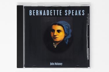 Talking Book Saint Bernadette Speaks .