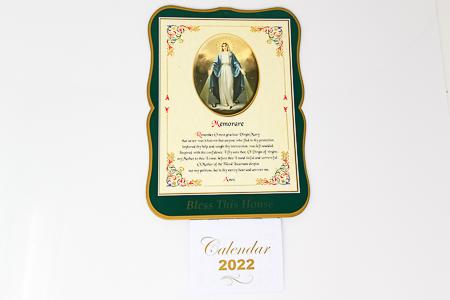 Miraculous - Calendar 2022