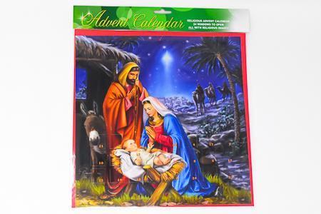 Catholic Advent Calendar.