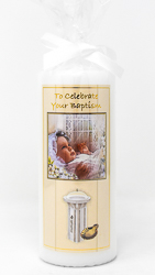Baptismal Candle.