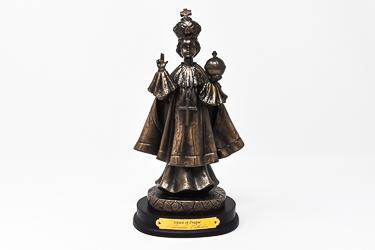 Child of Prague Bronze Art Statue.