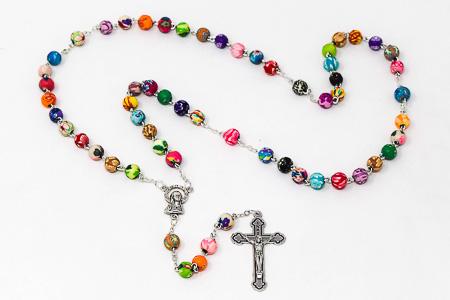 Children's Rosary Beads.