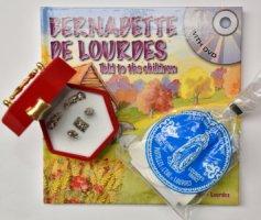 Lourdes DVD & Book Gift Set.