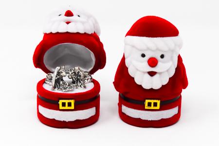 Christmas Gift Santa Nativity Set