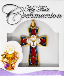Communion Crucifix Necklace