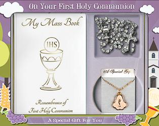 Holy Communion Gift Set.