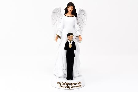 Angel Communion Statue.