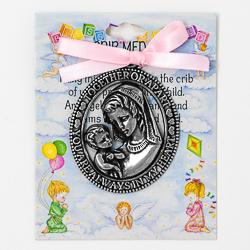 Crib Medal For a Girl